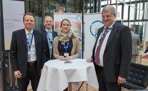 SupplyOn-Stand beim Railway Forum 2015