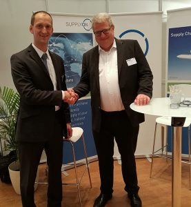 SupplyOn welcomes its new customer Telair at its booth