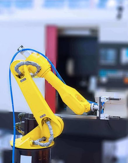 Manufacturing Industry robot