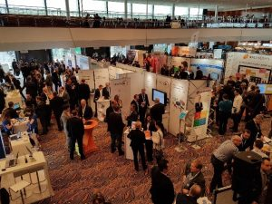 Strong interest in digital purchasing led to a record attendance