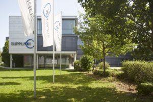 SupplyOn Hauptsitz in Hallbergmoos