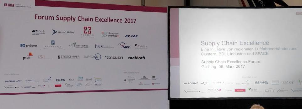 Die Initiative Supply Chain Excellence setzt sich für eine stärkere Vernetzung der Aerospace-Industrie ein, um so deren globale Wettbewerbsfähigkeit zu steigern.