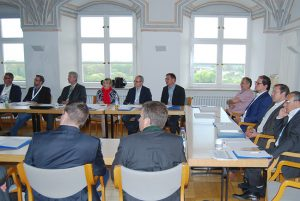 The participants of the roundtable sessions intensively discussed how to improve processes even further