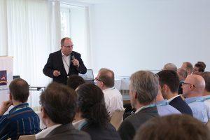 Sieht großes Potenzial in Analytics und Sensoren: Thomas Wimmer (BVL)