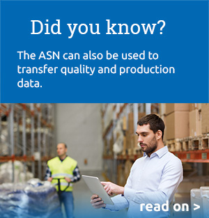 "More on ""Easy transfer of inspection certificates with the ASN"""
