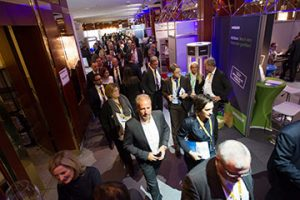 Decision-makers from purchasing and logistics flock to the industry meeting. Photo: Peter-Paul Weiler/BME e.V.