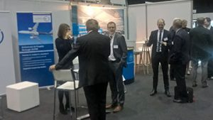 Supply Chain Performance Management in action at the SupplyOn booth