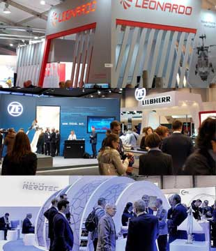 From OEMs to major suppliers, all major industry representatives were represented at the ILA