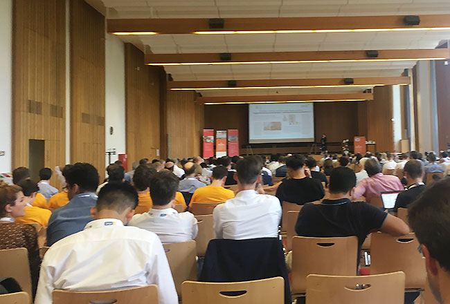 More than 750 participants from 51 countries all over the world came to discuss the latest trends in Manufacturing 4.0 from a scientific and practical perspective