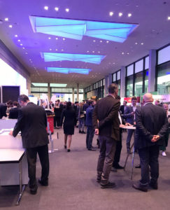 The Construction Equipment Forum is becoming a popular meeting place for the industry