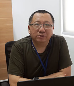 Wei Lai, Purchasing Director at Seres, is in charge of the implementation and continuous refinement of Seres' supply chain system